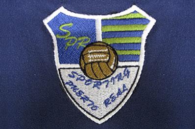bordado prendas deportivas detalle Sporting Puerto Real