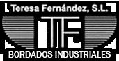 Logotipo Bordados Industriales Teresa Fernández S.L.